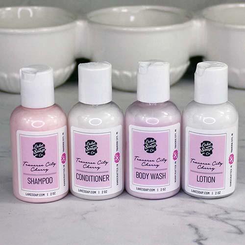 Travel Bath Products